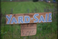 How to Prepare for a Successful Fall Yard Sale