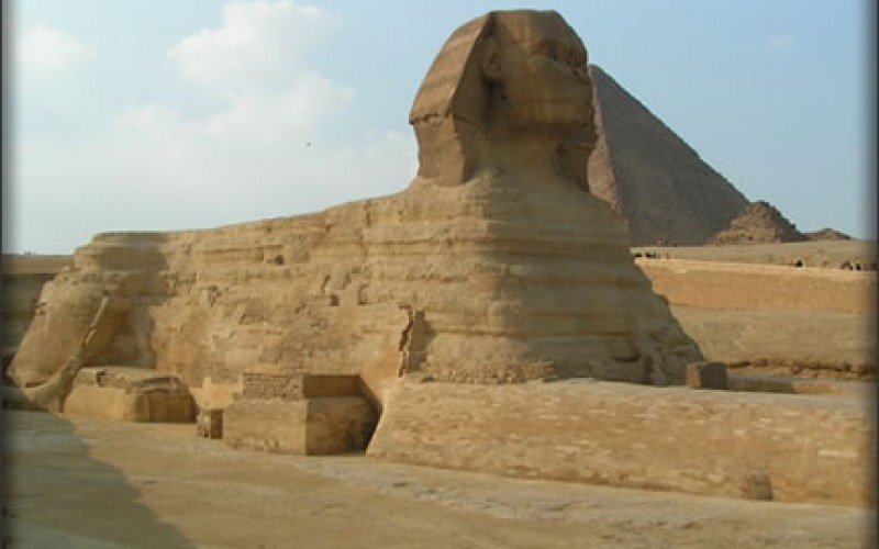 Land of Pharaohs, Pyramids and Good Banking!