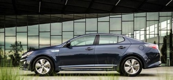 About the 2014 Kia Optima Hybrid