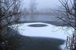 Iced Over: Safety Tips for Frozen Water