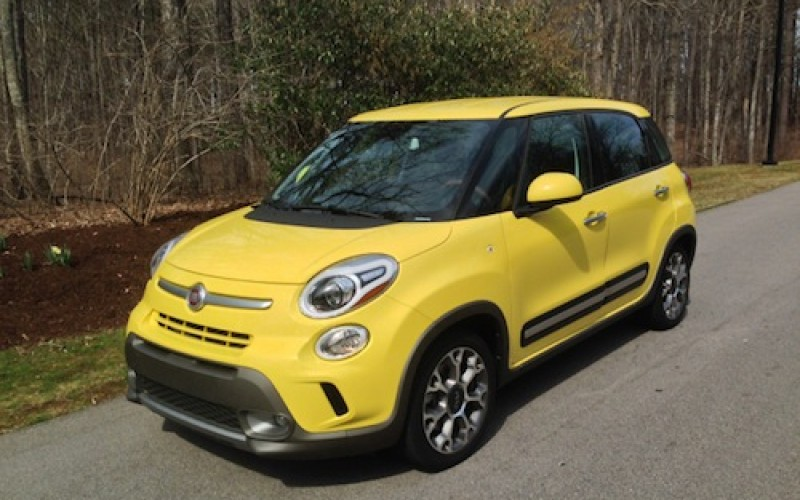 7 Facts About the 2014 Fiat 500L