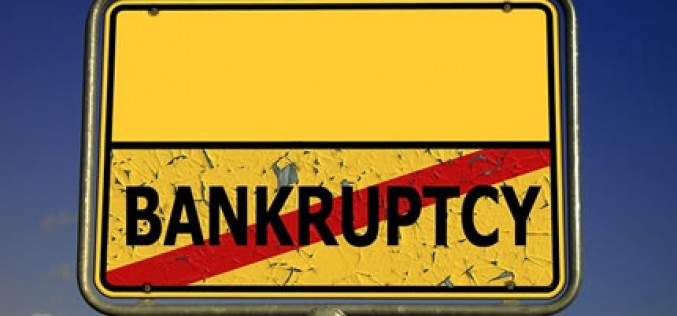 Five Warning Signs You Are Nearing Bankruptcy