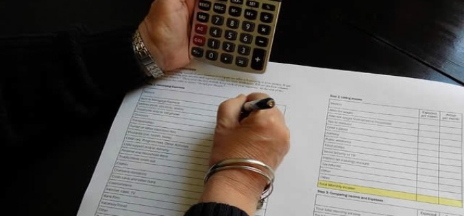 The Most Commonly Overlooked Items When Developing a Budget
