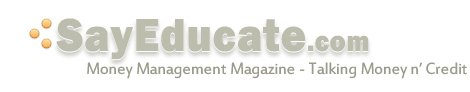SayEducate Money Management BLOG-Magazine