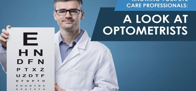 Knowing Your Eye Care Professionals: A Look at Optometrists