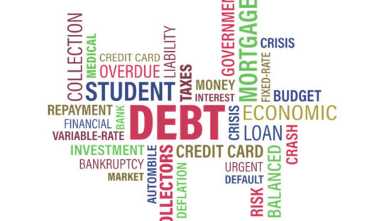 3 Effective Strategies to Help You Deal With Accumulated Debt