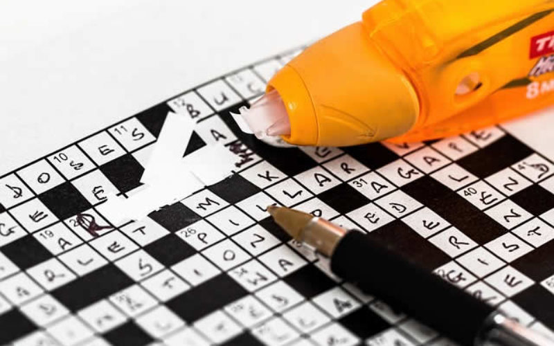 Crossword Puzzles: A Perfect Brain Teaser to Make Your Brain Smarter
