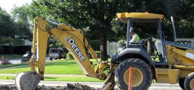 Types of Construction Equipment for a Project