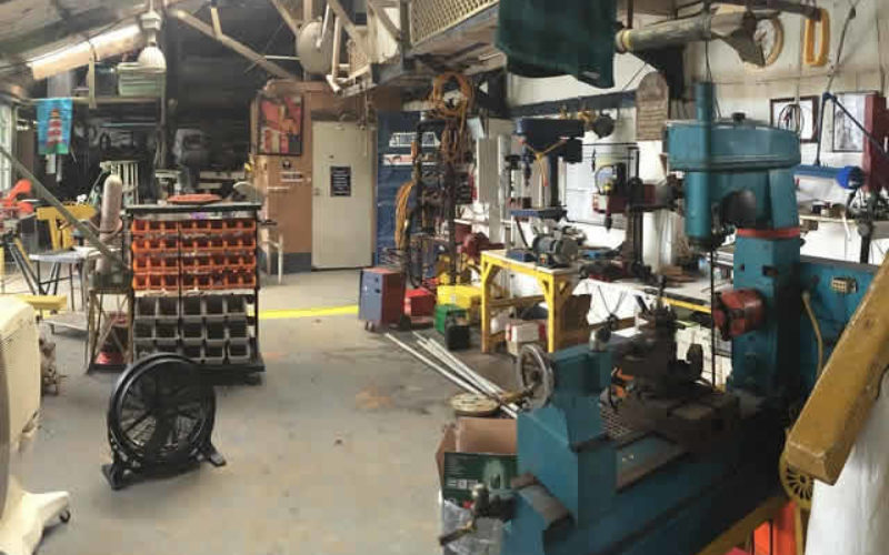 What Kind of Tools Are in a Machine Shop?