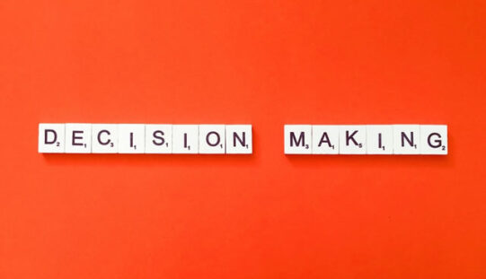 How To Make Better Decisions At Work