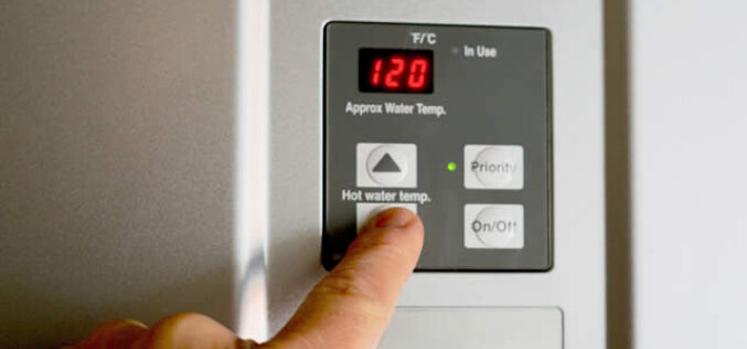 4 Things to Keep Track of When Installing Your Own Water Heater