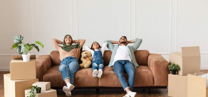 5 Ways to Save Money On Your Next Family Move